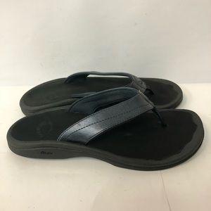 Olukai sandals flip flops women size 6 beautiful